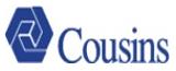 480 cousins properties inc
